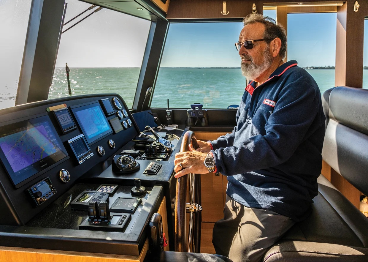Tested: North Pacific 49 Euro Pilothouse